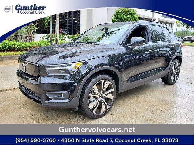 2021 Volvo XC40 Recharge P8 eAWD Pure Electric for sale in Coconut Creek, FL