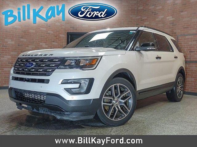 2017 Ford Explorer Sport for sale in Midlothian, IL