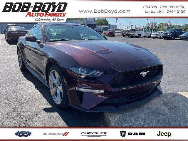 2018 Ford Mustang EcoBoost Premium for sale in Lancaster, OH