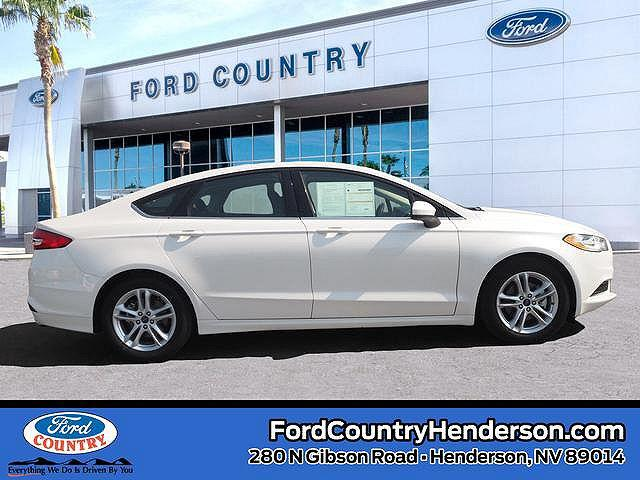 2018 Ford Fusion SE for sale in Henderson, NV