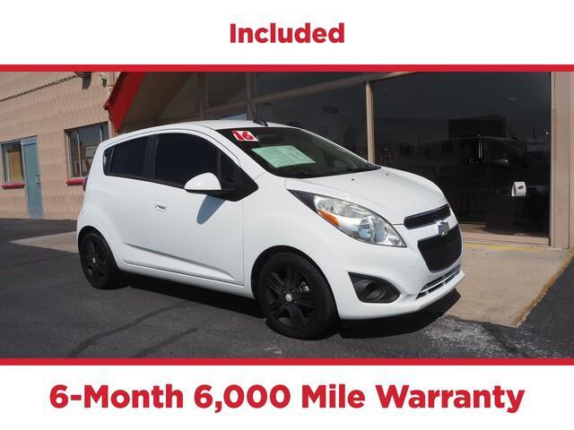 2015 Chevrolet Spark LT for sale in Las Vegas, NV