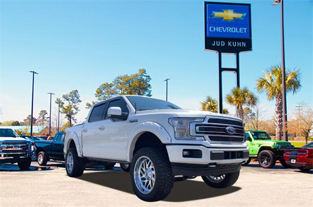 2019 Ford F-150 Limited for sale in Little River, SC