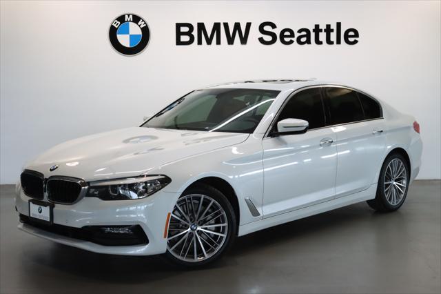 2018 BMW 5 Series 530i xDrive for sale in Seattle, WA