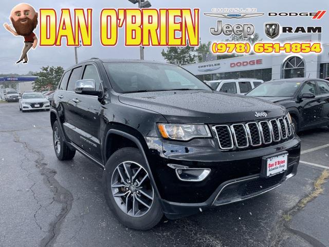 2018 Jeep Grand Cherokee Limited for sale in Methuen, MA
