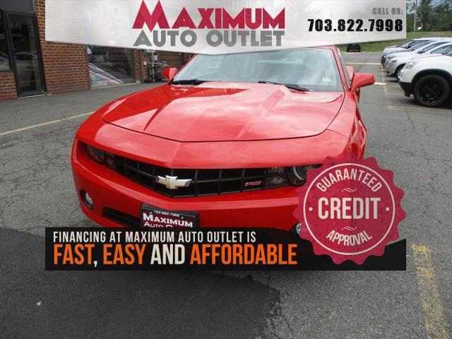 2013 Chevrolet Camaro LT for sale in Manassas Park, VA