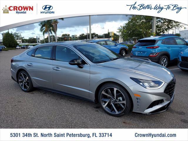 2022 Hyundai Sonata SEL Plus for sale in SAINT PETERSBURG, FL