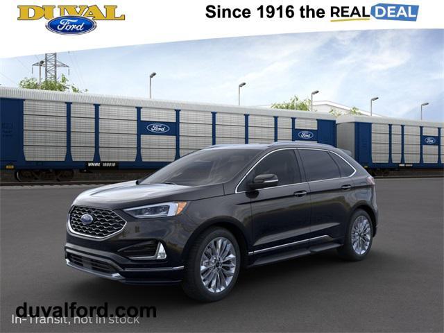 2021 Ford Edge Titanium for sale in Jacksonville, FL