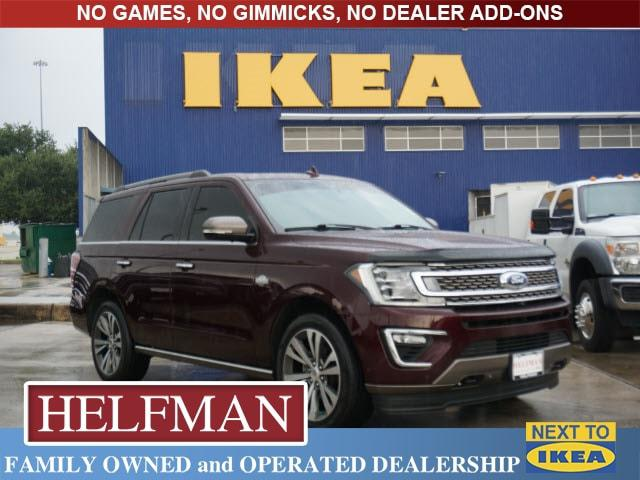 2020 Ford Expedition King Ranch for sale in Houston, TX