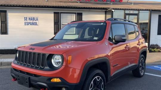 2016 Jeep Renegade Trailhawk for sale in Manassas, VA