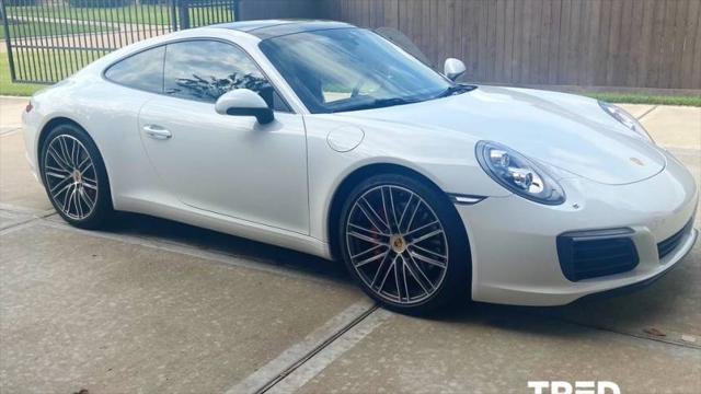 2017 Porsche 911 Carrera S for sale in Houston, TX