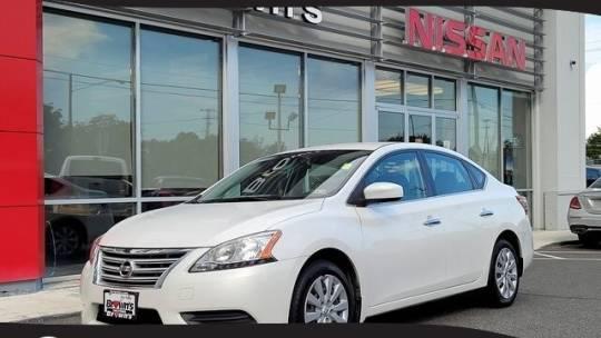 2013 Nissan Sentra SV for sale in Fairfax, VA