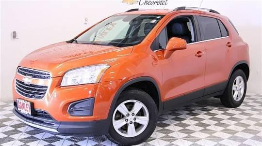 2016 Chevrolet Trax LT for sale in Brook Park, OH