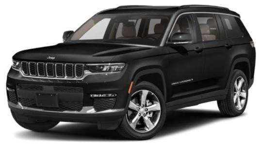 2021 Jeep Grand Cherokee Overland for sale in Catonsville, MD