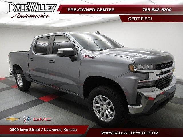 2019 Chevrolet Silverado 1500 LT for sale in Lawrence, KS