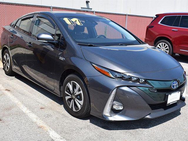 2017 Toyota Prius Prime Advanced for sale in Naperville, IL