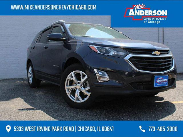 2018 Chevrolet Equinox LT for sale in Chicago, IL