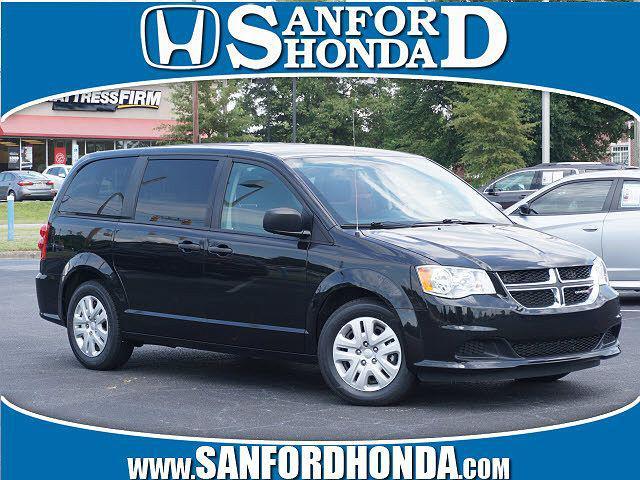 2019 Dodge Grand Caravan SE for sale in Sanford, NC