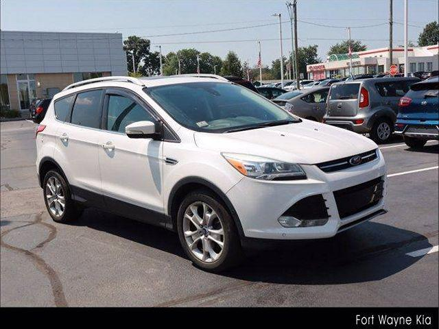 2016 Ford Escape Titanium for sale in Fort Wayne, IN