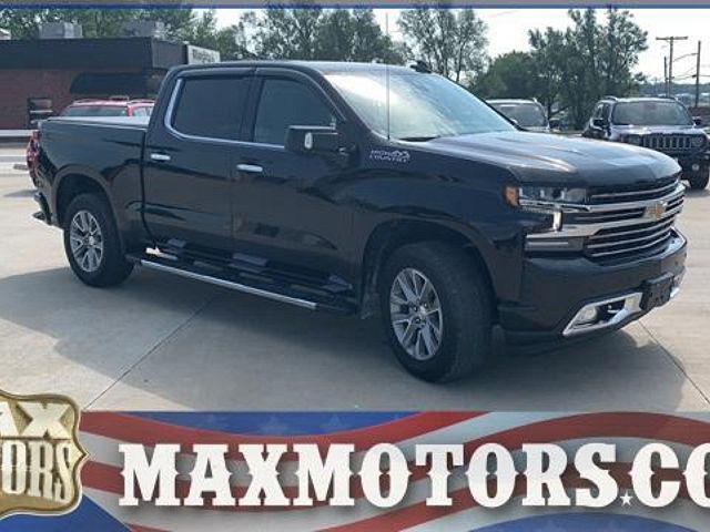 2021 Chevrolet Silverado 1500 High Country for sale in Butler, MO