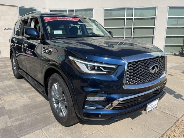 2021 INFINITI QX80 LUXE for sale in Chantilly, VA
