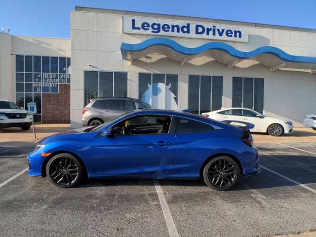 2020 Honda Civic Si Coupe Manual for sale in Lawton, OK
