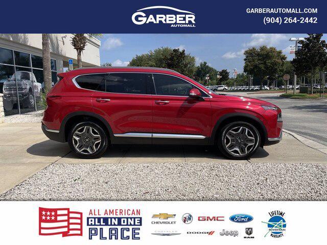 2021 Hyundai Santa Fe Limited for sale in Green Cove Springs, FL