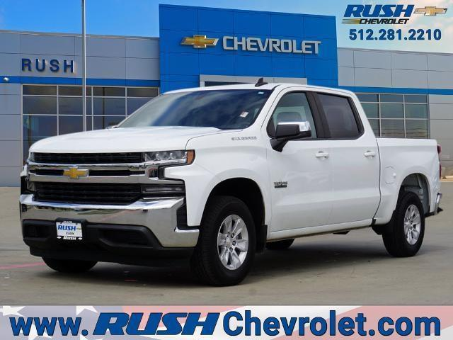 2019 Chevrolet Silverado 1500 LT for sale in Elgin, TX