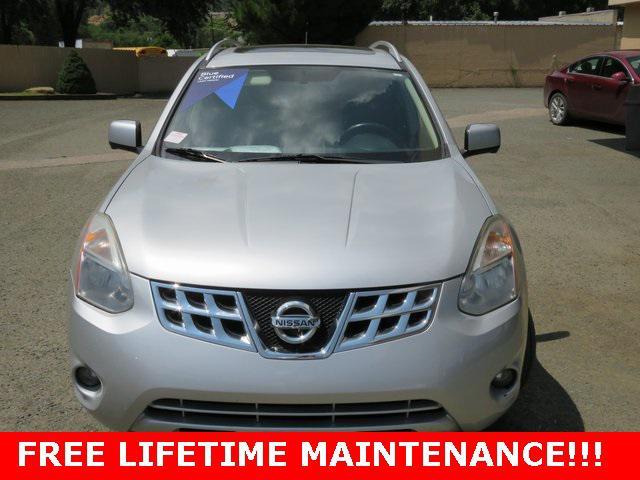 2012 Nissan Rogue SL for sale in Ruidoso, NM