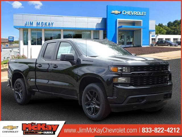 2021 Chevrolet Silverado 1500 Custom for sale in Fairfax, VA