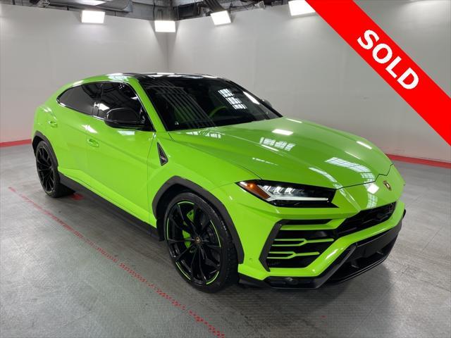 2021 Lamborghini Urus Pearl Capsule for sale in Brooklyn, NY