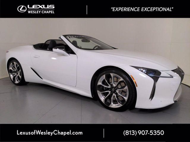 2021 Lexus LC LC 500 for sale in Wesley Chapel, FL