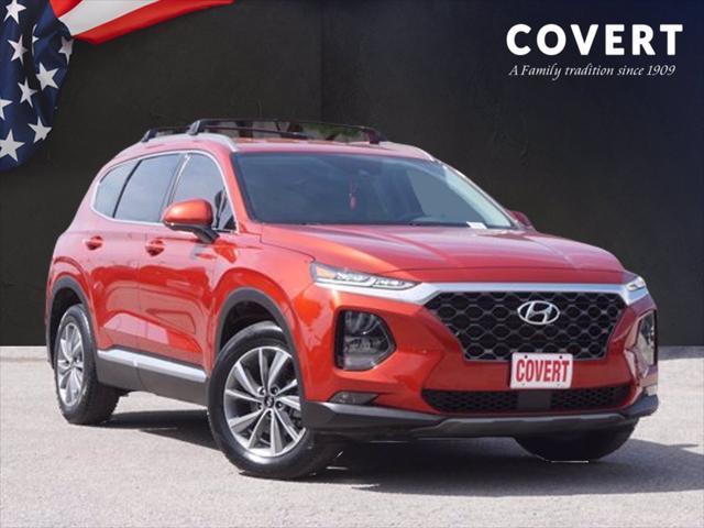 2020 Hyundai Santa Fe SEL for sale near Austin, TX