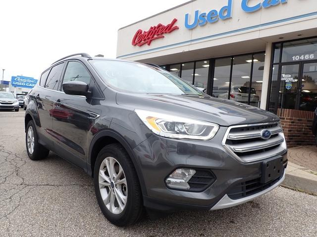 2017 Ford Escape SE for sale in Wexford, PA
