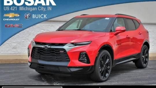 2021 Chevrolet Blazer RS for sale in Michigan City, IN