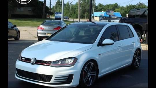 2015 Volkswagen Golf GTI SE for sale in Roselle, IL