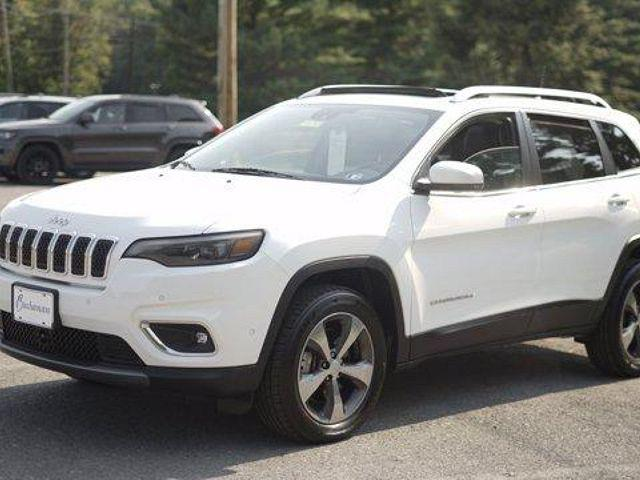 2019 Jeep Cherokee Limited for sale in Waynesboro, PA