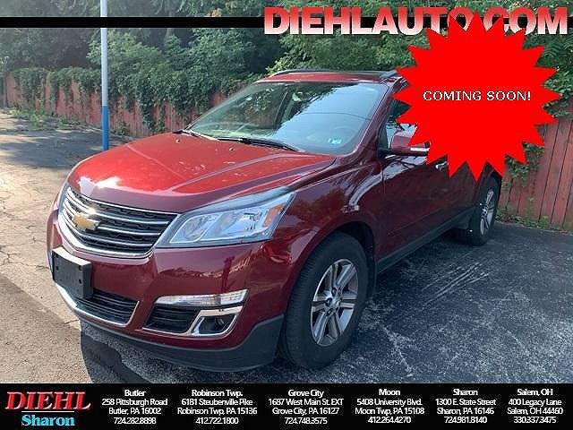 2016 Chevrolet Traverse LT for sale in Sharon, PA