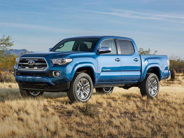 2018 Toyota Tacoma Limited for sale in Toledo, OH