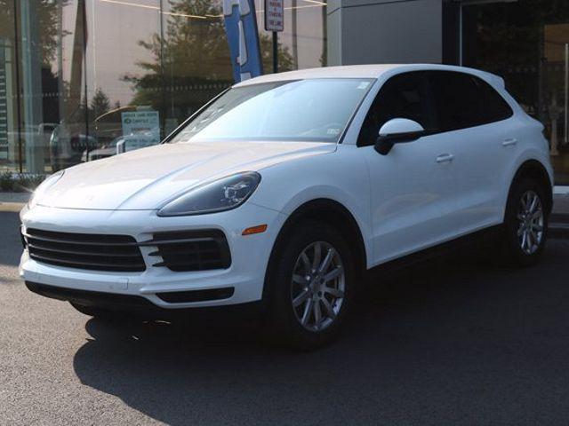 2020 Porsche Cayenne AWD for sale in Chantilly, VA