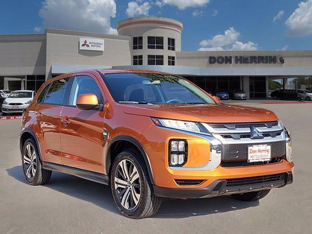 2020 Mitsubishi Outlander Sport ES 2.0 for sale in Plano, TX