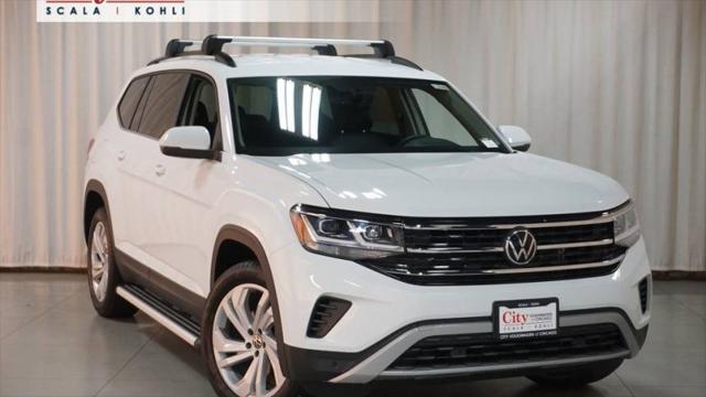 2021 Volkswagen Atlas 3.6L V6 SE w/Technology for sale in Chicago, IL