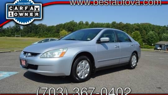 2004 Honda Accord Sedan LX for sale in Manassas, VA