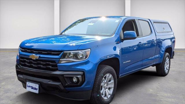 2021 Chevrolet Colorado 4WD LT for sale in Westminster, MD