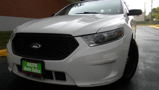 2016 Ford Sedan Police Interceptor 4dr Sdn AWD for sale in Manassas, VA