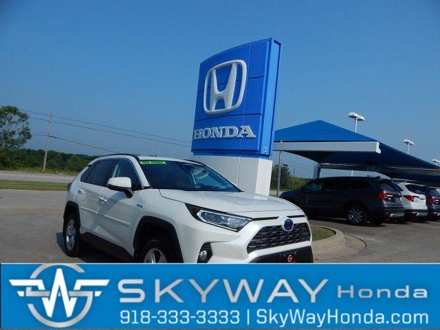 2019 Toyota RAV4 Hybrid Limited for sale in Bartlesville, OK