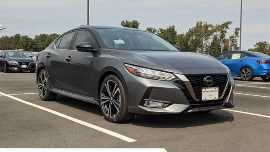 2021 Nissan Sentra SR for sale in Manchester, CT