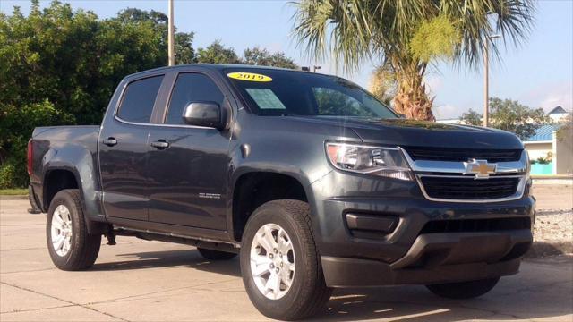2019 Chevrolet Colorado 2WD LT for sale in Bradenton, FL