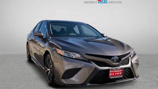 2018 Toyota Camry SE for sale in Sheridan, WY