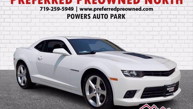2015 Chevrolet Camaro SS for sale in Colorado Springs, CO