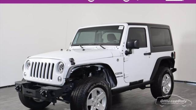 2017 Jeep Wrangler Sport for sale in West Palm Beach, FL